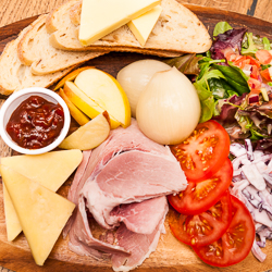 Platter Food Photography - Restaurants in Hampshire - Commercial Photographer Dorset